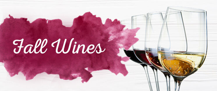Ultimate Pairing Guide: Chapter 4 - Fall Wines