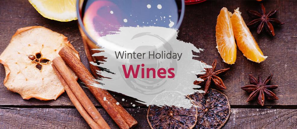 Winter Holiday Wines