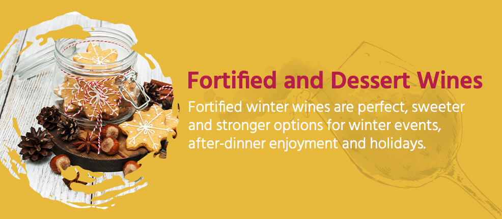 Fortified and Dessert Wines