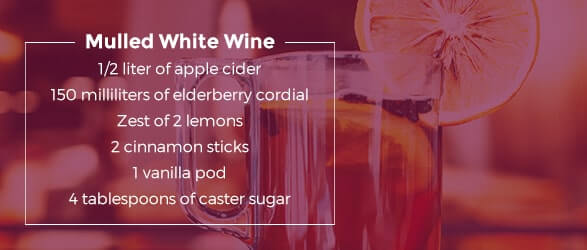 Mulled White Wine Recipe