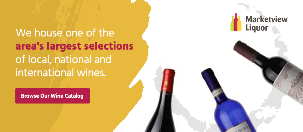 We house one of the area's largest selections of local, national and international wines. Browse our wine catalog.