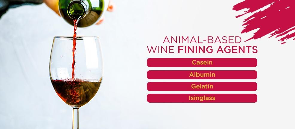 Animal Based Wine Fining Agents