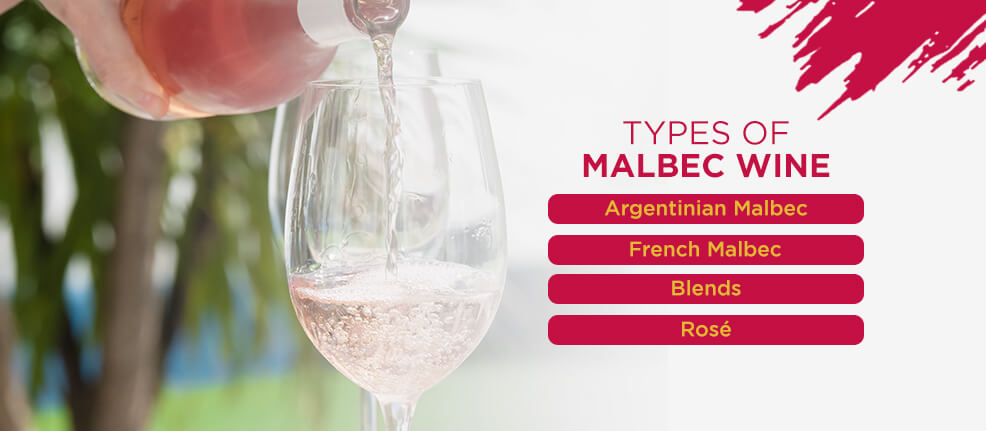 Types of Malbec Wine