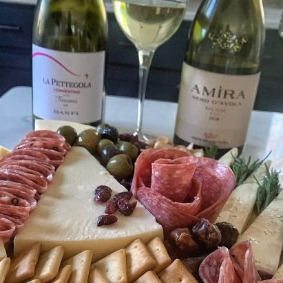 Wine and Charcuterie Board Pairings