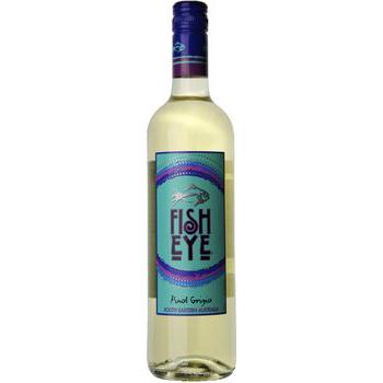 Fish eye pinot grigio 750ml marketview liquor for Fish eye pinot grigio