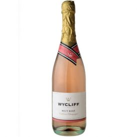 Wycliff Brut Rose Champagne / 750 ml